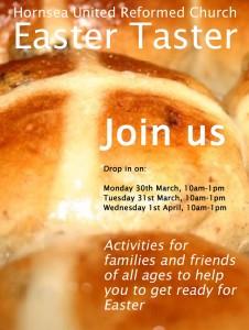 Easter Taster 2015