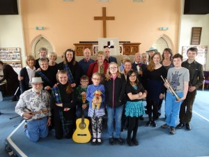 Thanks to everyone who made 'Hornsea URC's Got Talent such an entertaining afternoon.