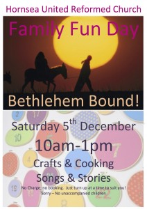 Bethlehem Bound 2015