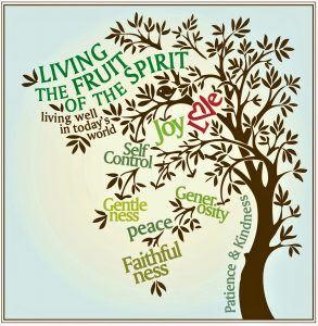 Come and explore the Fruits of the Spirit with us …….
