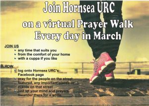 Virtual Prayer Walk